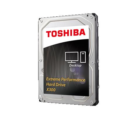 Toshiba X300: Neue HDD mit bis zu 8 TB