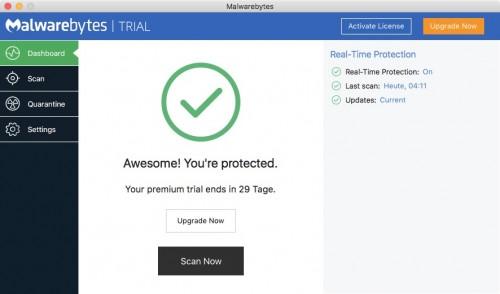 Mac-Malware nimmt um bis zu 270 Prozent zu