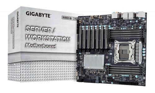 Bild: Gigabyte Xeon-W: Workstation-Mainboard mit Sockel 2066 vorgestellt