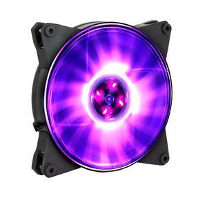 Bild: Cooler Master: MasterFan Pro RGB – Die neue Lüftergeneration