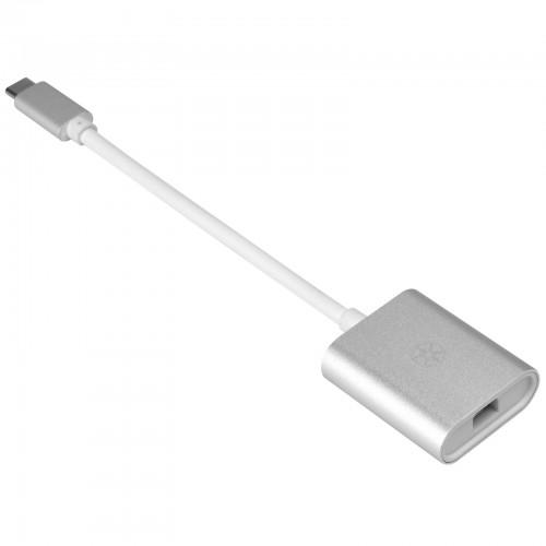SilverStone EP11S: USB-Typ-C auf HDMI/VGA/Mini-DP-Adapter vorgestellt