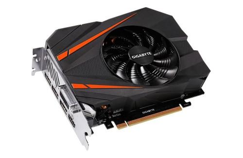 Bild: Gigabyte stellt kleinste GeForce GTX 1080 der Welt vor