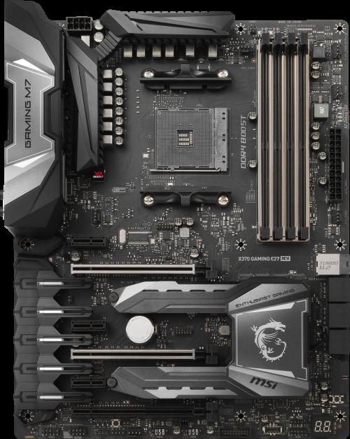 Bild: MSI stellt X370 Gaming M7 ACK mit Killer DoubleShot PRO-Technologie vor