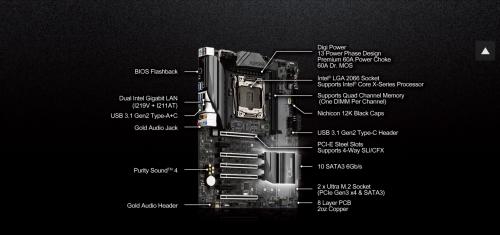 Bild: ASRock stellt X299 OC Formula mit Unterstützung von DDR4-RAM mit 4600 MHz vor