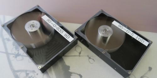 HDDs: Mehr Kapazität durch Glaskeramik