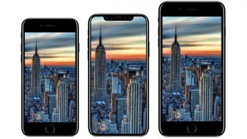 Apple iPhone X: Jubiläums-Modell mit Six-Core-CPU und USB-Typ-C-Anschluss?