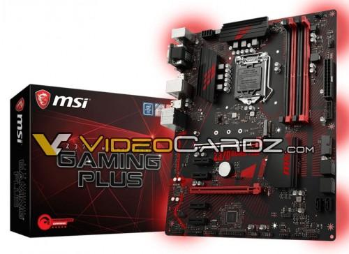 Bild: MSI Z370: Neun Mainboards für Intels Coffe-Lake-CPUs
