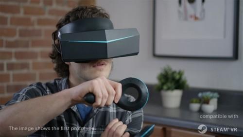 Pimax 8K: VR-Headset mit zweimal Ultra-HD-Auflösung erfolgreich bei Kickstarter