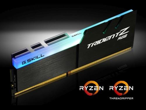 Bild: G.SKILL: Bis zu 128 GB RAM für Ryzen- und Ryzen-Threadripper-CPUs