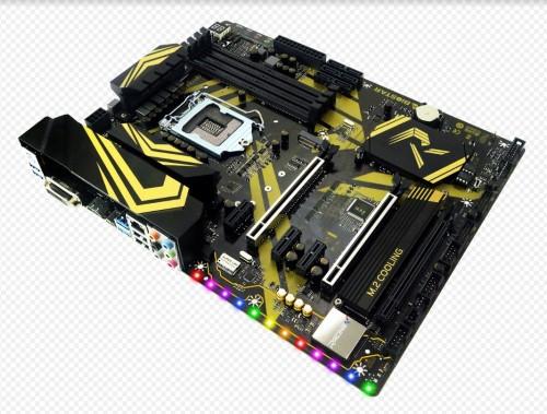 Biostar: Racing-Mainboards der 3. Generation mit Z370-Chipsatz vorgestellt