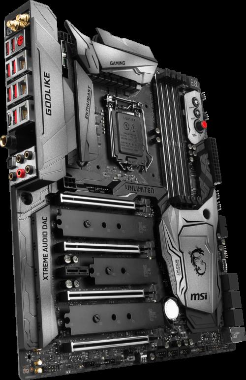 Bild: MSI präsentiert 13 Mainboards mit Z370-Chipsatz