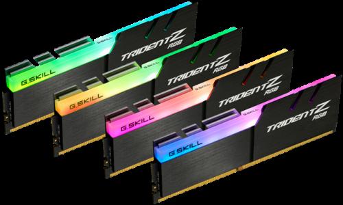 Bild: G.SKILL Trident Z RGB: Neues RAM-Kit mit 32 GB und 4.266 MHz
