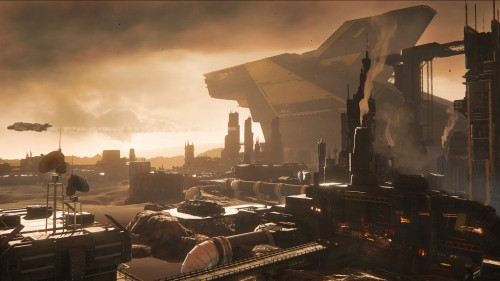 Star Citizen: Free-Fly-Event bringt 7 Millionen Dollar ein
