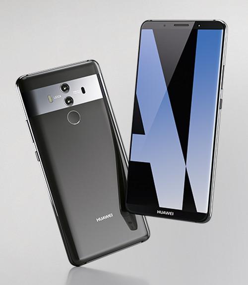 Huawei Mate 10 Pro: Erstes Smartphone mit Gigabit-LTE