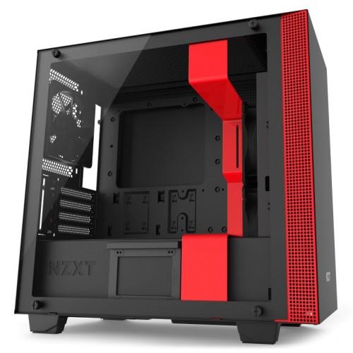 Bild: NZXT H-Serie: Neue Gehäuse mit vorinstalliertem RGB-Controller