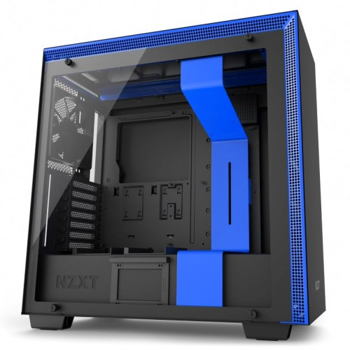 NZXT H-Serie: Neue Gehäuse mit vorinstalliertem RGB-Controller