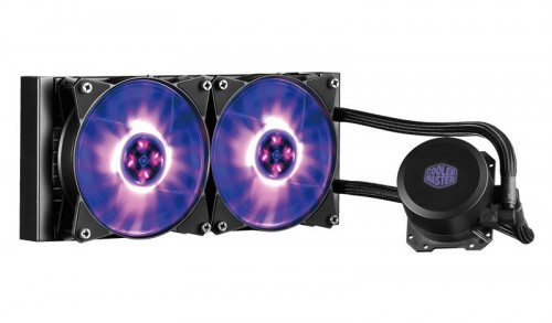 Cooler Master ML120L und ML240L RGB: AiO-Kühler mit Sync-Beleuchtung