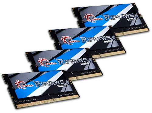 G.Skill: 32-GB-Kit SO-DDR4-RAM mit 3800 MHz für Mini-ITX