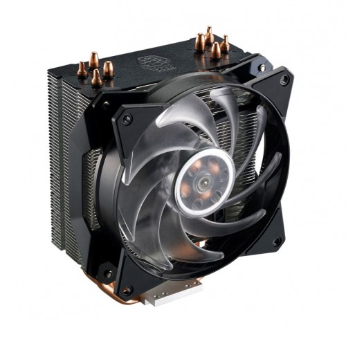 Cooler Mater präsentiert die CPU-Kühler MasterAir MA410P und MA610P