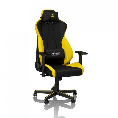 Nitro Concepts S300: Neue Gaming-Stühle jetzt bei Caseking