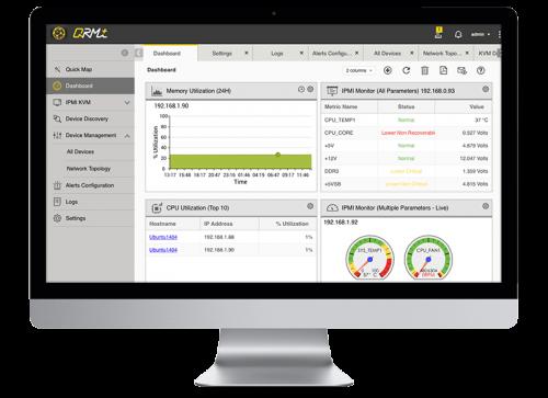 QNAP QRM+: Neuer Remote-Manager für QNAP-NAS-Geräte