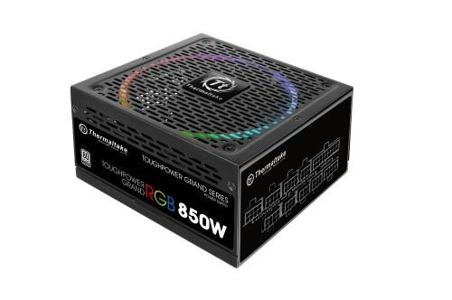 Bild: Thermaltake Toughpower Grand RGB Platinum: Netzteile mit 850 bis 1200 Watt