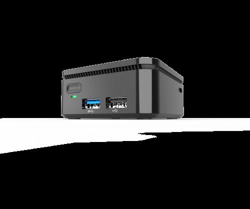 ECS LIVA Q: Mini-PC mit Apollo-Lake-SoC für 4K-Videos