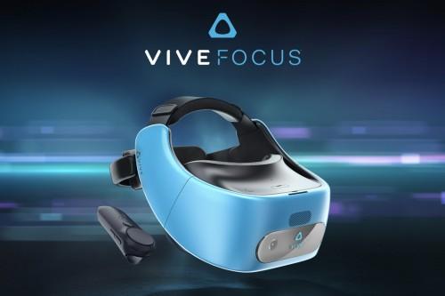 HTC Vive Focus: Standalone-VR-Brille nur in China