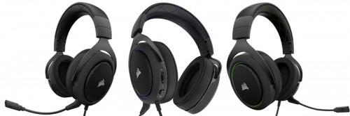 Corsair präsentiert das HS50: Stereo-Headset für Gamer