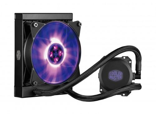 Bild: Cooler Master präsentiert MasterLiquid ML240L und 120L mit RGB-Beleuchtung