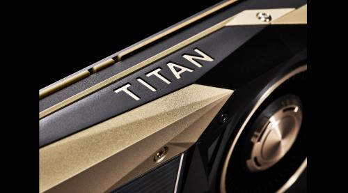 Nvidia Titan V: Erste Grafikkarte mit GV100 für 3000 US-Dollar vorgestellt