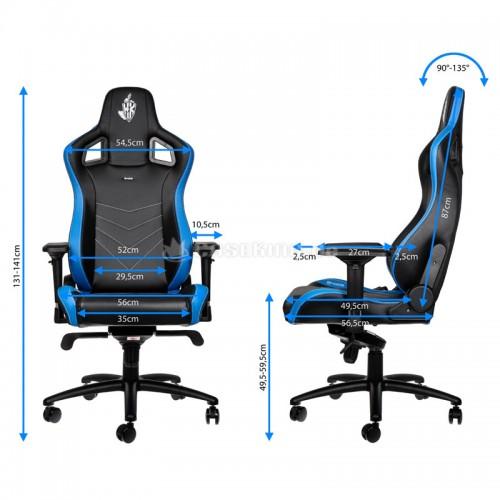 Noblechairs Epic: Gaming-Stuhl jetzt in der exklusiven H2K-Edition erhältlich