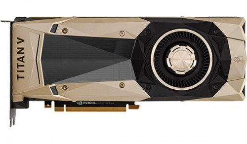 Nvidia Titan V: Sehr gute Werte beim Krypto-Mining