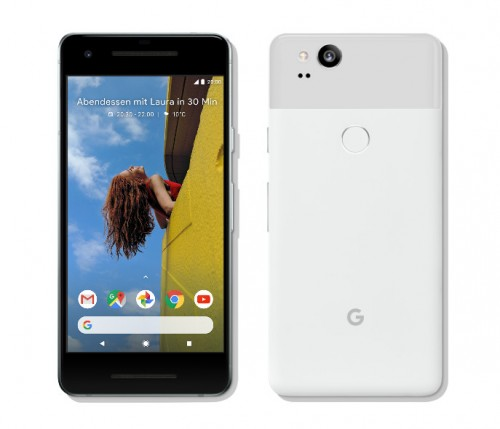 Google Pixel 2 XL: Jetzt 150 Euro Rabatt