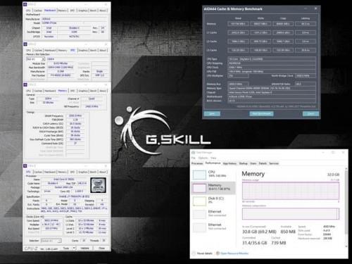 G.SKILL: erstes DDR4-RAM-SO-DIMM-Kit mit 4.000 MHz und CL18-Timings