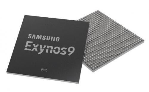Exynos 9: Samsung teasert neues High-End-SoC für Smartphones
