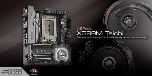asrock X399M