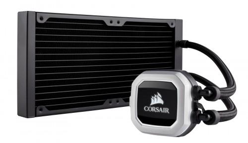 Corsair zeigt neue Flaggschiff-Modelle:  Netzteil, Gehäuse und Kühlung