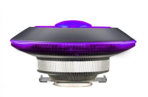 Bild: Cooler Master mit neuen Luft- und Wasserkühlungen auf der CES 2018