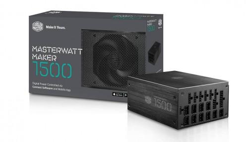 Cooler Master: MasterWatt-V-Serie und MasterWatt Maker mit bis zu 1.500 Watt