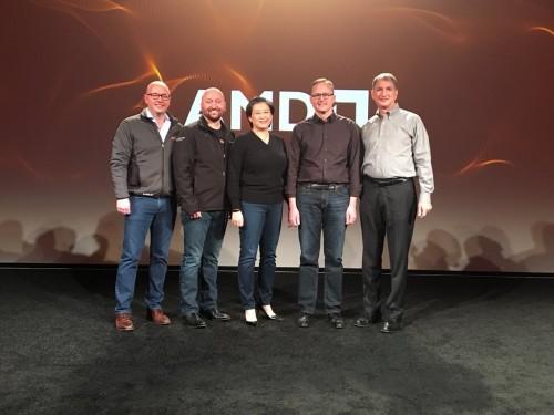 AMD wird 7-nm-CPUs und -GPUs bei TSMC und Globalfoundries fertigen
