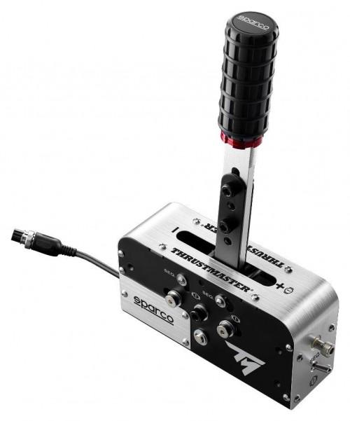 Thrustmaster TSS Handbrake: Profi-Handbremse für Rennspiele