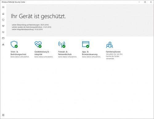 Microsoft: Windows Defender soll künftig in einer Sandbox laufen