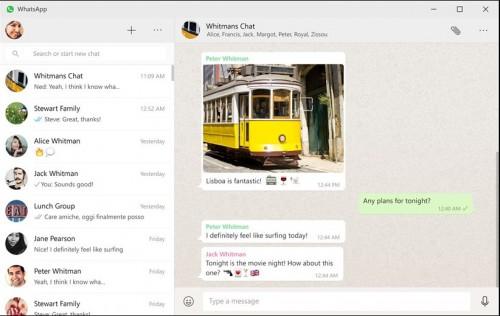 WhatsApp: Desktop-App jetzt im Windows-Store verfügbar