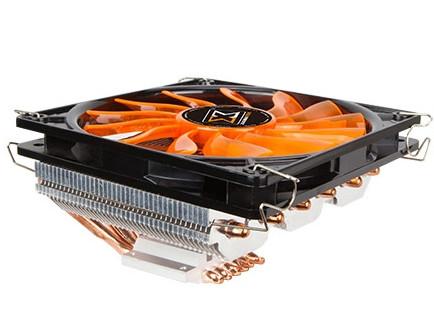 Xigmatek Prodigy ST1266: Low-Profile-CPU-Kühler für CPUs mit bis zu 150 Watt TDP