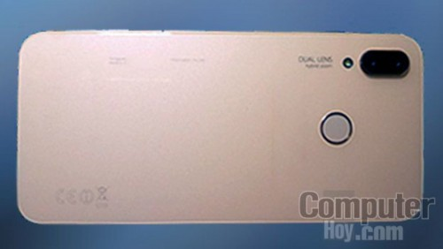 Huawei P20 Lite: Design nähert sich dem iPhone X an