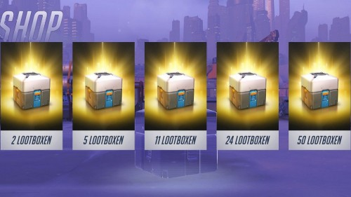 Lootbox-Verbot: Nintendo nimmt zwei Spiele vom belgischen Markt