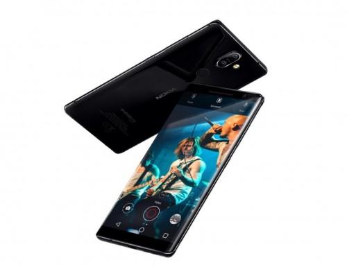 Nokia 8 Sirocco: Jetzt in Deutschland erhältlich