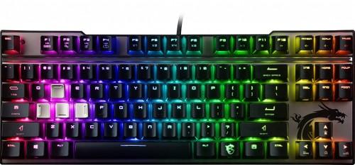 Bild: MSI VIGOR GK80 & GK70: Neue Gaming-Tastaturen mit Cherry-Switches und RGB-Beleuchtung
