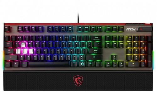 MSI VIGOR GK80 & GK70: Neue Gaming-Tastaturen mit Cherry-Switches und RGB-Beleuchtung
